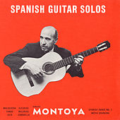 Spanish Guitar Solos by Various Artists
