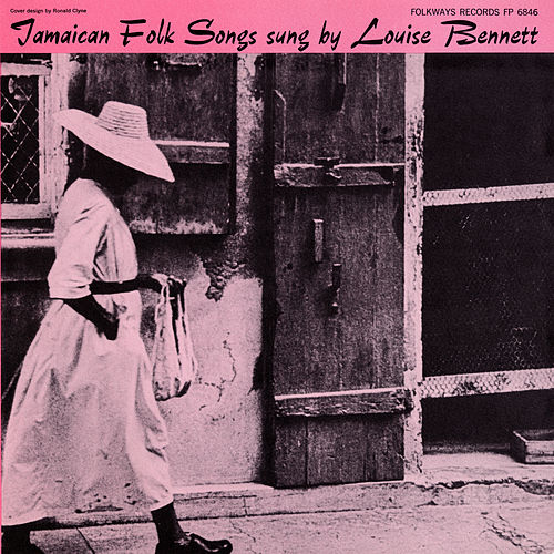 Jamaican Folk Songs by Louise Bennett