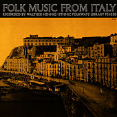 Folk Music from Italy by Unspecified
