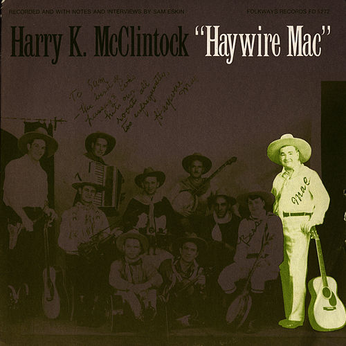 Haywire Mac by Harry McClintock