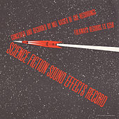 Science Fiction Sound Effects Record by Mel Kaiser