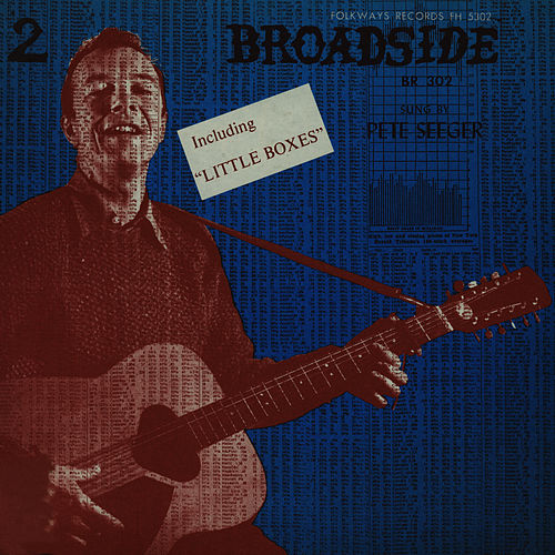 Broadside Ballads, Vol. 2 by Pete Seeger