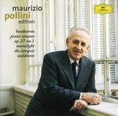 Beethoven: Piano Sonatas Op.27 No.1 & 2, Op.31 No.2 & Op.53 by Maurizio Pollini