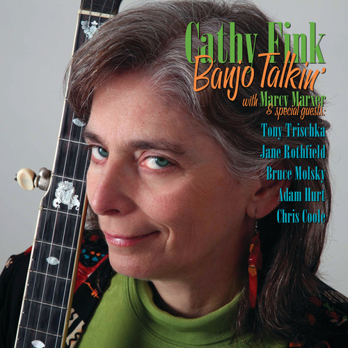 Banjo Talkin' by Cathy Fink