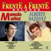 Alberto Vazquez - Manolo Muñoz Frente A Frente by Alberto Vazquez