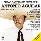 Puras Canciones De Vacile by Antonio Aguilar