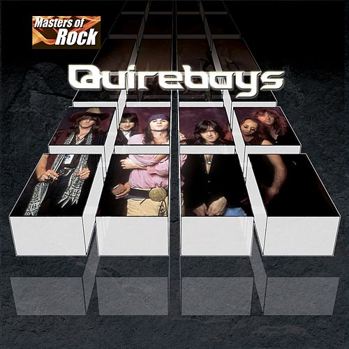 Masters Of Rock by Quireboys