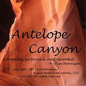 Antelope Canyon by Jim Morrison