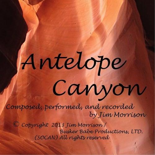 Antelope Canyon by Jim Morrison