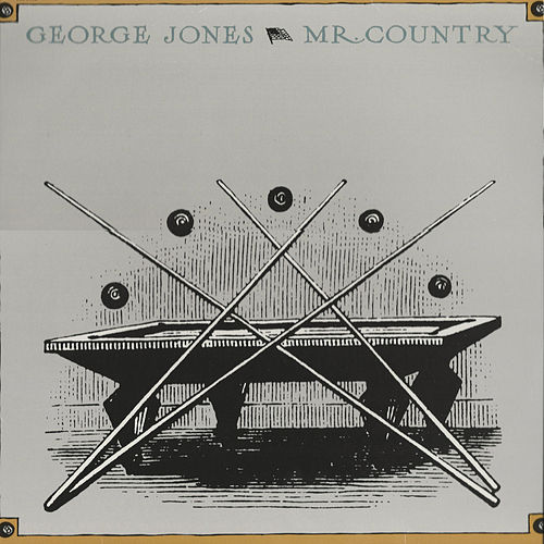 Mr. Country by George Jones