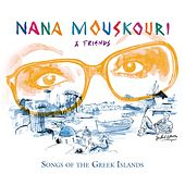 Songs of the Greek Islands by Nana Mouskouri