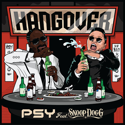 Hangover by Psy