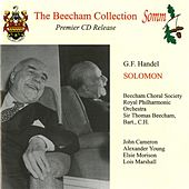 Handel: Solomon (The Beecham Collection) by Various Artists