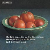 J.S. Bach: Concertos for 2 Harpsichords by Various Artists