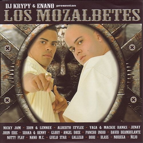 Los Mozalbetes by Various Artists