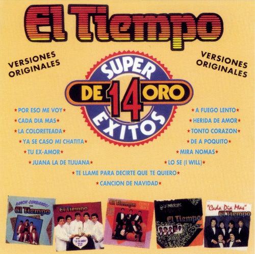 14 Super Exitos De Oro by El Tiempo
