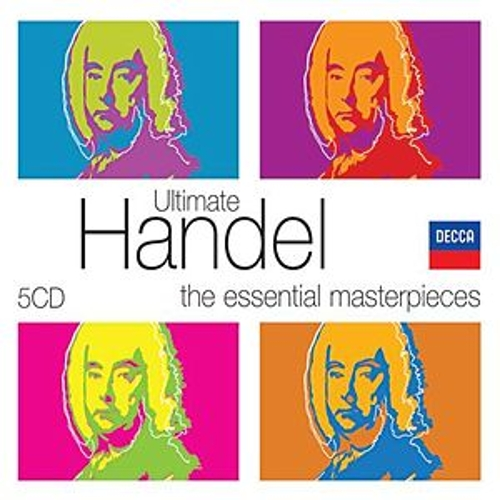 Ultimate Handel by Various Artists