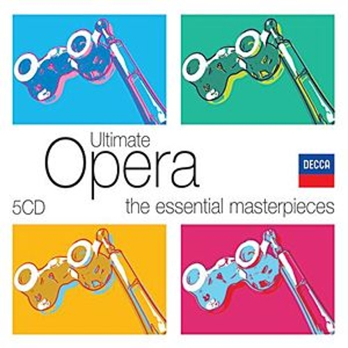 Ultimate Opera by Various Artists