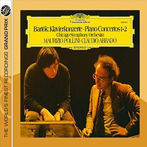 Bartók: Piano Concertos Nos.1 & 2; Two Portraits Op.5 by Various Artists