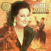 Zarzuela- Arias and Duets by Montserrat Caballe