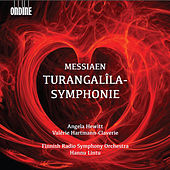Messiaen: Turangalîla-Symphonie by Angela Hewitt