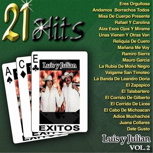 21 Hits, Vol. 2 by Luis Y Julian