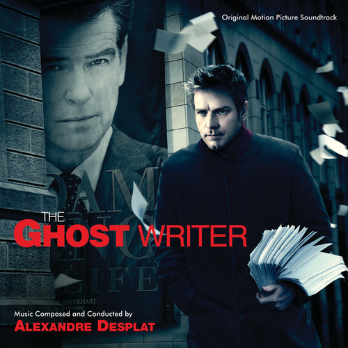 The Ghost Writer by Alexandre Desplat