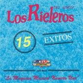 15 Exitos: La Maquina Musical Numero Uno by Los Rieleros Del Norte