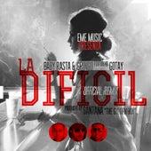 La Dificil (Remix) [feat. Gotay] by Baby Rasta & Gringo