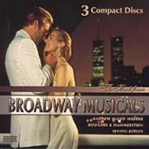 The Best From Broadway Musicals by Various Artists