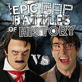 Stephen King vs Edgar Allan Poe by Epic Rap Battles of History
