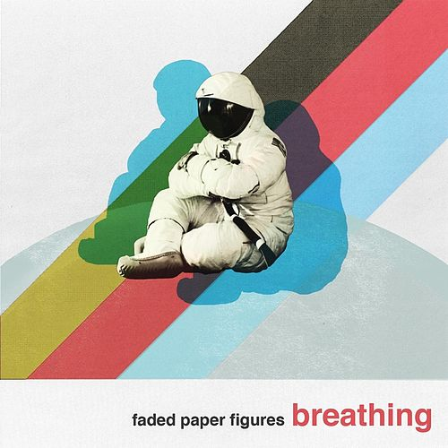 Breathing by Faded Paper Figures