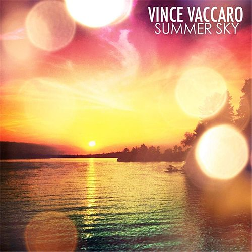 Summer Sky by Vince Vaccaro