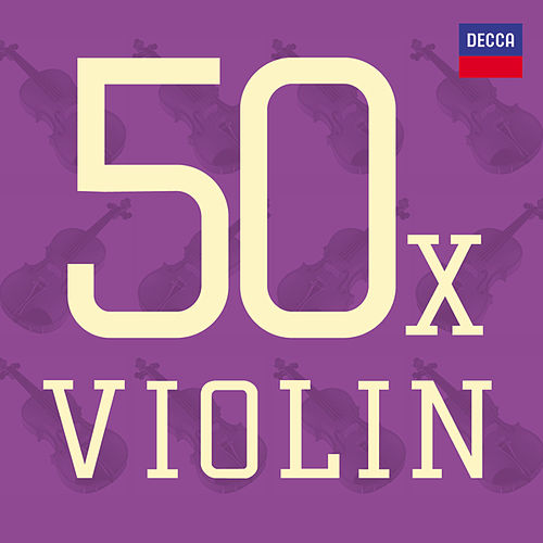 50 x Violin by Various Artists