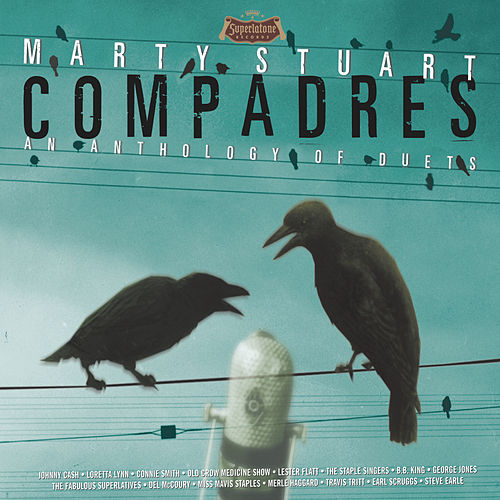 Compadres An Anthology Of Duets by Various Artists