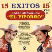 15 Exitos Vol. 3 - El Piporro by El Piporro