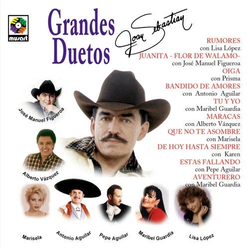 Grandes Duetos by Joan Sebastian