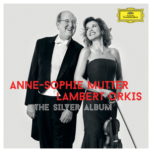 The Silver Album by Anne-Sophie Mutter