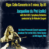 Cello Concerto in E minor, Op.85 by Jacqueline Du Pré
