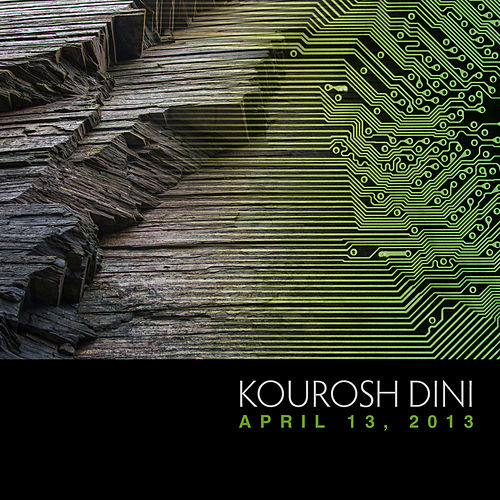 April 13, 2013 by Kourosh Dini