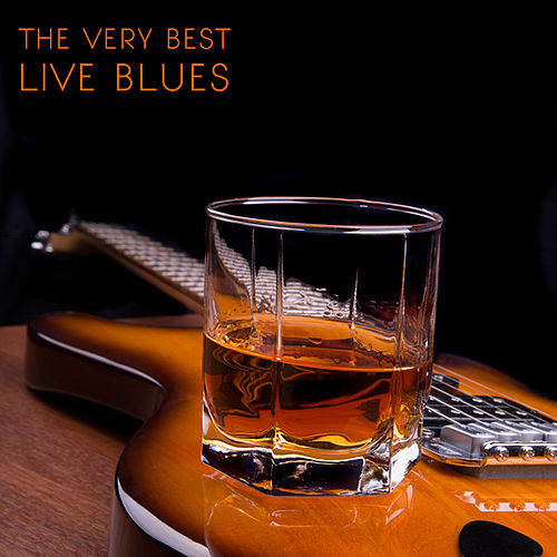 The Very Best Live Blues with Albert King, Buddy Guy, John Lee Hooker, Muddy Waters & More! by Various Artists