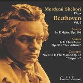 Mordecai Shehori  Plays Beethoven, Vol. 2 by Mordecai Shehori