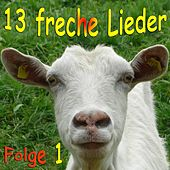 13 freche Lieder Folge 1 by Various Artists