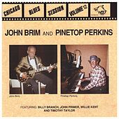 Chicago Blues Session Volume 12 by John Brim