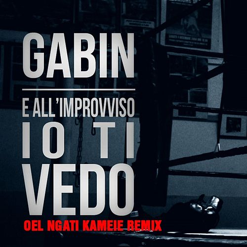 E All'improvviso Io Ti Vedo Remix by Gabin