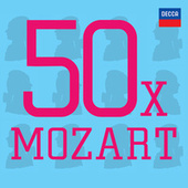 50 x Mozart by Various Artists