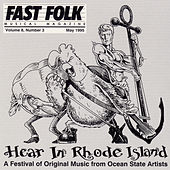 Fast Folk Musical Magazine (Vol. 8, No. 3) Hear in Rhode Island by Various Artists