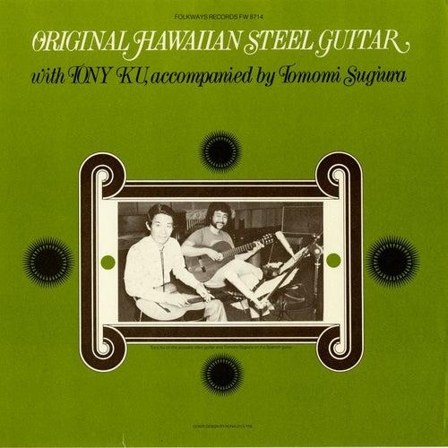 Original Hawaiian Steel Guitar by Tony Ku