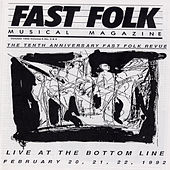 Fast Folk Musical Magazine (Vol. 6, No. 4) Fast Folk Revue-Live at the Bottom Line 1992 by Various Artists