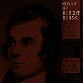 Songs of Robert Burns by Ewan MacColl